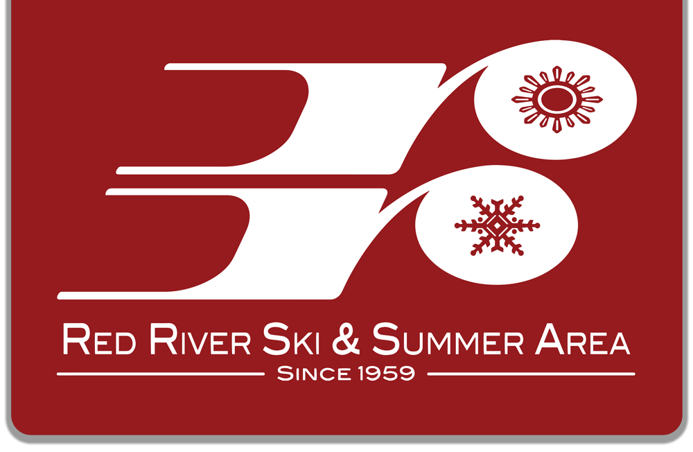 Trail Map Of Red River Ski Area In New Mexico