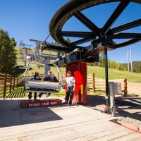 Red River Scenic Summer Chairlift