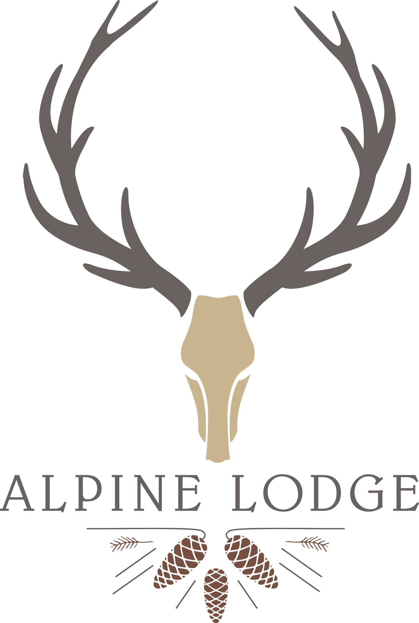 alpine lodge logo