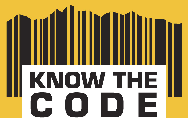 Know the Code logo